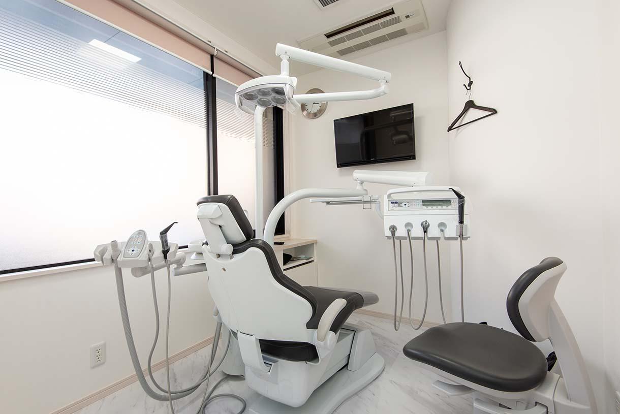 デンタルケア平尾診療スペース