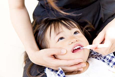 デンタルケア平尾の小児歯科
